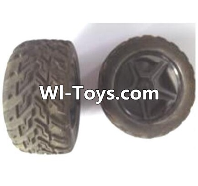 Wltoys A323 RC Car Parts-Front wheel unit Parts-2pcs,Wltoys A323 Parts