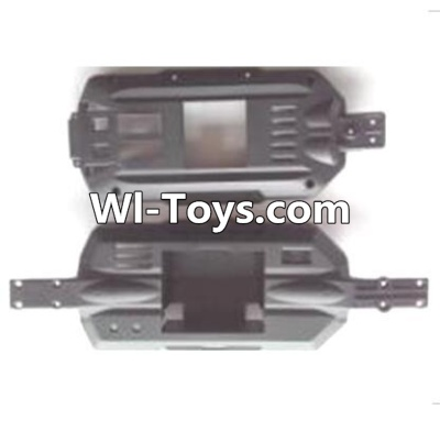 Wltoys A323 RC Car Parts-Car bottom frame unit,Wltoys A323 Parts