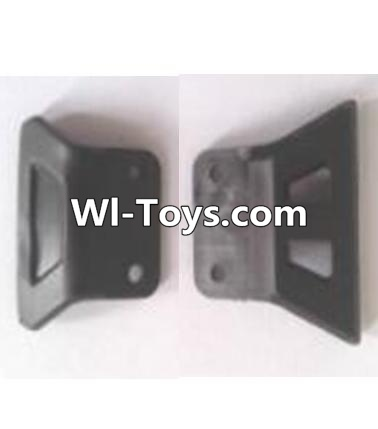 Wltoys A323 RC Car Parts-Front and Rear Anti-Crash unit,Wltoys A323 Parts