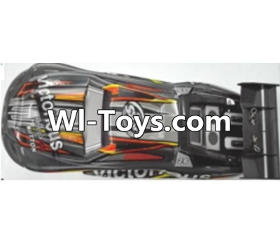 Wltoys A333 RC Car Body Shell Cover,Wltoys A333 Parts
