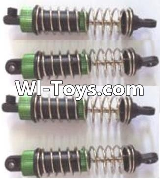 Wltoys A333 Upgrade Parts-Upgrade Metal Shock absorber assembly(4pcs),Wltoys A333 Parts