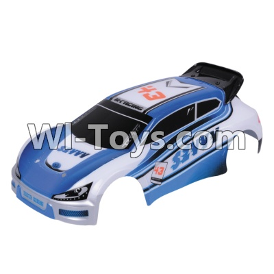 Wltoys A949 RC Car Body Shell Cover Parts,Car canopy,Shell cover-Blue