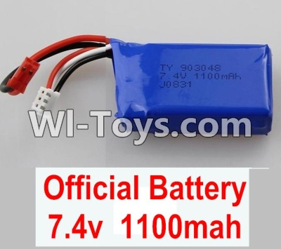 Wltoys A949 RC Car Parts-Battery-Official 7.4v 1100mah battery