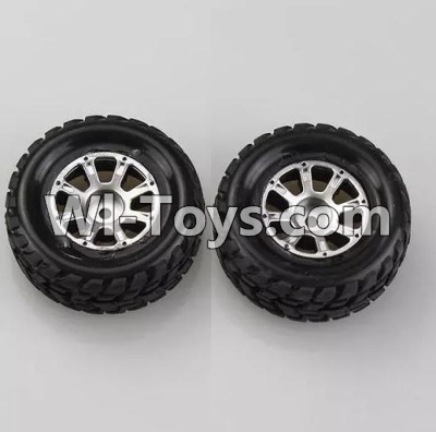 Wltoys A949 RC Car Parts-Right Wheel Parts-2pcs,Wltoys A949 Parts