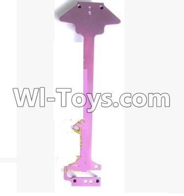 Wltoys A949 Upgrade Parts-Upgrade Metal Floor plate Parts-Purple,Wltoys A949 Parts
