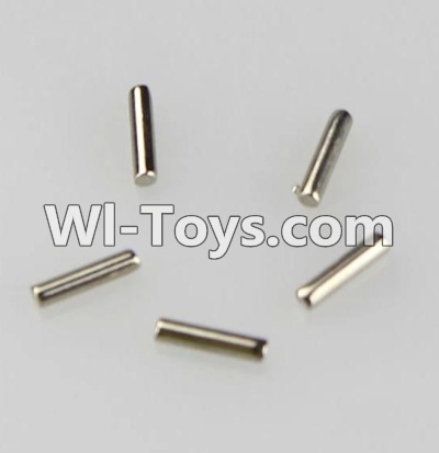 Wltoys A949 RC Car Parts-Axle pin,Car Axle Hinge Pin(5pcs)-1.5mmX6.7mm,Wltoys A949 Parts