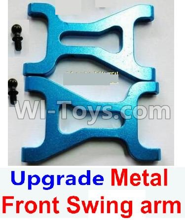 Wltoys A959B A959-B Car Upgrade Parts-Upgrade Metal Front Swing arm,Wltoys A959B A959-B Parts