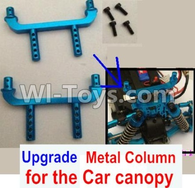 Wltoys A959B A959-B Car Upgrade Parts-Upgrade Metal Column for the Car canopy(2pcs),Wltoys A959B A959-B Parts