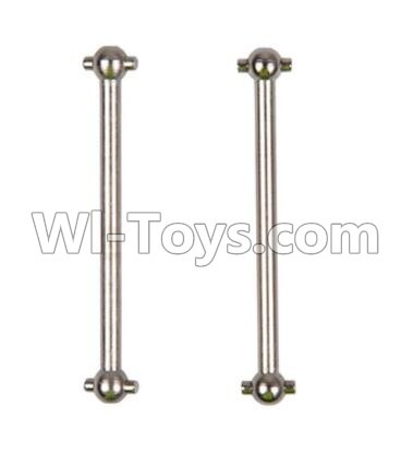 Wltoys A959-B-07 Parts-Transmission Shaft,Drive Shaft(2pcs)-5.3X50.8,Wltoys A959B A959-B Parts