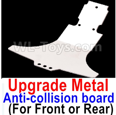 Wltoys A979-B Upgrade Metal Front or Rear Anti-collision board,Wltoys A979-B Parts