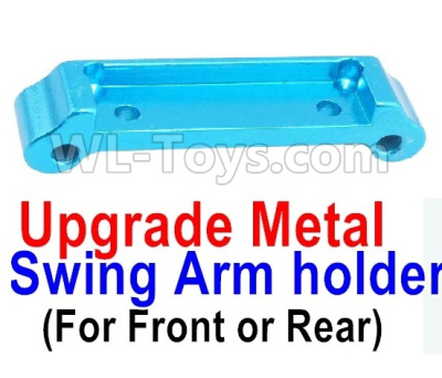 Wltoys A979-B Upgrade Metal Swing Arm holder(For Front or Rear)-Blue,Wltoys A979-B Parts