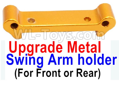 Wltoys A979-B Upgrade Metal Swing Arm holder(For Front or Rear)-Yellow,Wltoys A979-B Parts