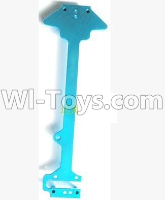 Wltoys A959B A959-B Car Upgrade Parts-Upgrade Metal Floor plate-Blue Parts-A949-18,Wltoys A959B A959-B Parts