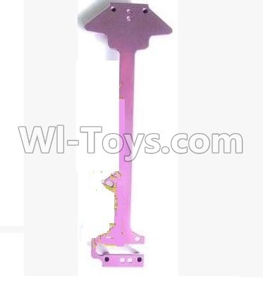 Wltoys A959B A959-B Car Upgrade Parts-Upgrade Metal Floor plate-Purple Parts-A949-18,Wltoys A959B A959-B Parts