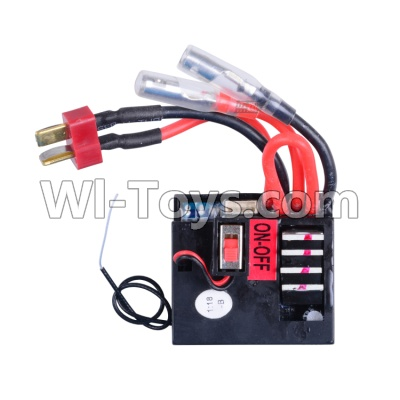 Wltoys A959B A959-B Car Parts-Receiver box,Receiver board,Wltoys A959B A959-B Parts