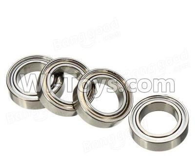Wltoys A959B A959-B Car Upgrade Parts-Upgrade Ball Bearing Parts(4Pcs)-7mmX11mmX3mm-A949-35,Wltoys A959B A959-B Parts