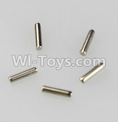 Wltoys A959B A959-B Car Parts-Axle pin,Car Axle Hinge Pin(5pcs)-1.5mmX6.7mm-A949-50,Wltoys A959B A959-B Parts