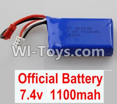 Wltoys A969 RC Car Battery Parts-7.4v 1100mah battery,Wltoys A969 Parts