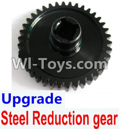 Wltoys A969 Upgrade Parts-Upgrade Steel Reduction gear Parts-Black,Wltoys A969 Parts