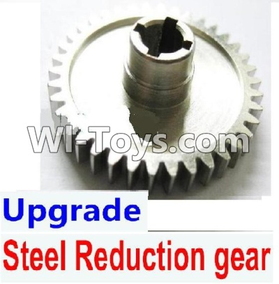 Wltoys A969 Upgrade Parts-Upgrade Steel Reduction gear Parts-Silver,Wltoys A969 Parts