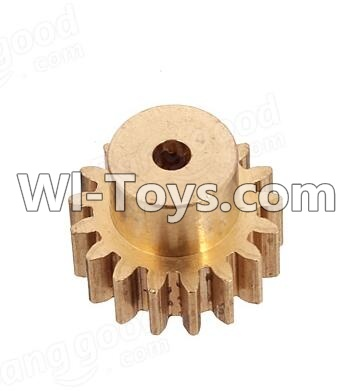 Wltoys A969 RC Car Parts-Copper motor Gear Parts-(1pcs)-0.7 Modulus,Wltoys A969 Parts