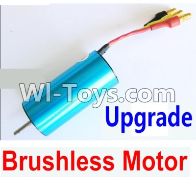 Wltoys A969 Upgrade Brushless Motor PartsWltoys A969 Upgrade Mods