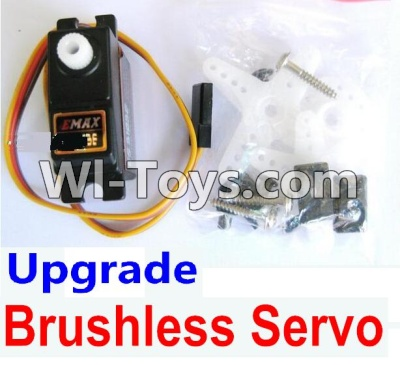 Wltoys A969 Upgrade Parts-Upgrade Servo for the Upgrade brushless set,Wltoys A969 Parts