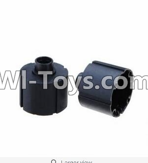 Wltoys A969 RC Car Parts-Car Differential Case Parts-2pcs,Wltoys A969 Parts