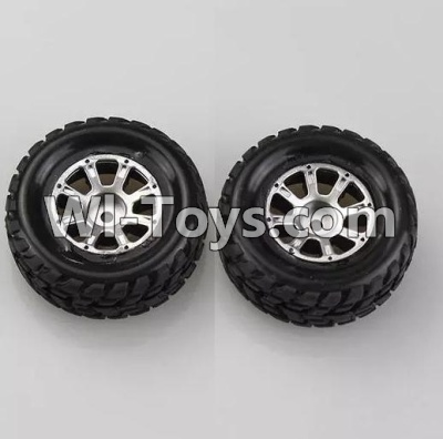 Wltoys A969 RC Car Parts-Right Wheel Parts-2pc-Official,Wltoys A969 Parts