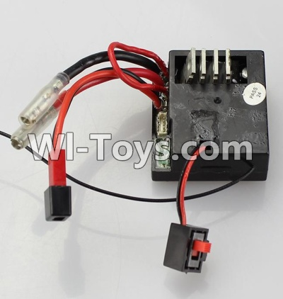 Wltoys A969 RC Car Parts-Receiver box,Receiver board,Wltoys A969 Parts