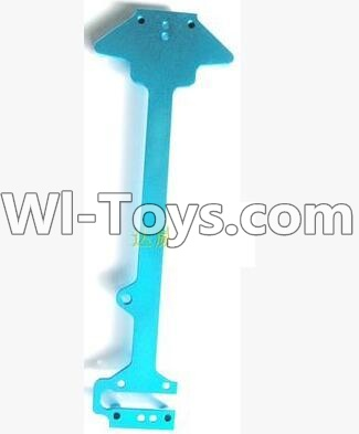 Wltoys A969 Upgrade Parts-Upgrade Metal Floor plate Parts-Blue,Wltoys A969 Parts