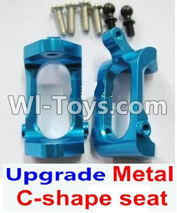 Wltoys A969 Upgrade Parts-Upgrade Metal C-shape seat,Wltoys A969 Parts