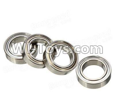 Wltoys A969 RC Car Ball Bearing Parts-4pcs-8mmX12mmX3.5mm,Wltoys A969 Parts