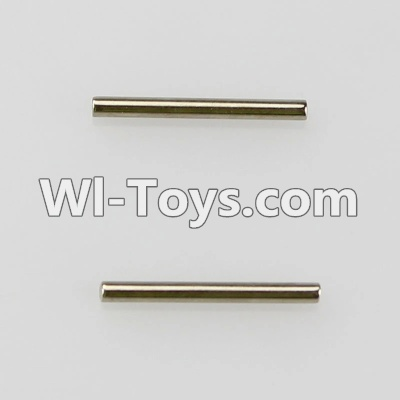 Wltoys A969 RC Car Parts-Pin for the Swing arm Parts-(2pcs)-2mmX37mm,Wltoys A969 Parts