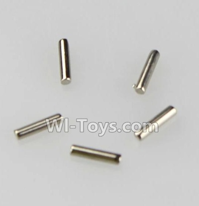 Wltoys A969 RC Car Parts-Axle pin,Car Axle Hinge Pin(5pcs)-1.5mmX6.7mm,Wltoys A969 Parts
