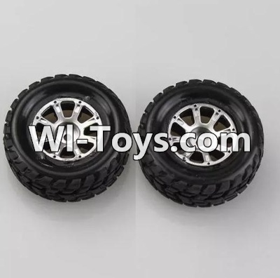 Wltoys A979-B A979B Car Parts-Right Wheel(2pcs)-A969-01 Official,Wltoys A979B A979-B Parts