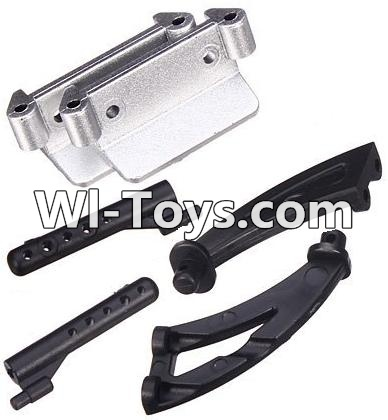Wltoys A979-B A979B Car Parts-Car shell bracket(2pcs) & Bull bars(2pcs) & Left and Right Spoiler bracket(Total 2pcs),Wltoys A979B A979-B Parts