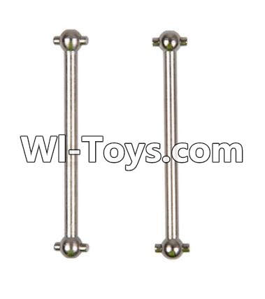 Wltoys A979-B A979B Car Parts-Transmission Shaft,Drive Shaft(2pcs)-5.3X50.8,Wltoys A979B A979-B Parts