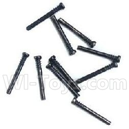 Wltoys A979-B A979B Car Parts-Round stepped screws-M2X17.5(10PCS)-A959-10,Wltoys A979B A979-B Parts