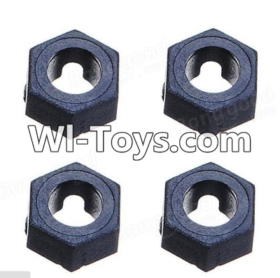Wltoys A979-B A979B Car Parts-A949-11 Official Hexagonal round seat(4pcs),Wltoys A979B A979-B Parts