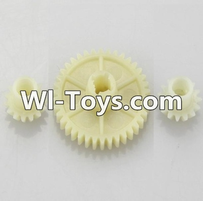 Wltoys A979-B A979B Car Parts-Reduction gear with 2 small gear,Wltoys A979B A979-B Parts
