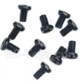 Wltoys A979-B A979B Car Parts-Countersunk head-M2X6(10PCS),Wltoys A979B A979-B Parts