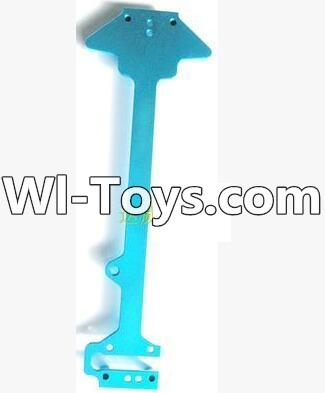 Wltoys A979-B A979B Car Upgrade Parts-Upgrade Metal Second Floor plate-Blue-A949-18,Wltoys A979B A979-B Parts