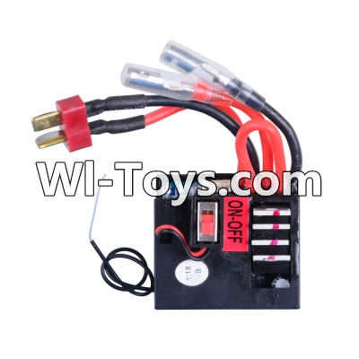 Wltoys A979-B A979B Car Parts-Receiver box,Receiver board,Wltoys A979B A979-B Parts