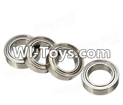 Wltoys A979-B A979B Car Parts-Ball Bearing Parts(4Pcs)-8mmX12mmX3.5mm-A949-36,Wltoys A979B A979-B Parts