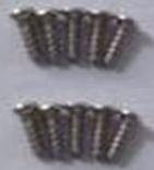 Wltoys A979-B A979B Car Parts-Round head self-tapping screws Parts-M2X7(10PCS)-A9A9-39,Wltoys A979B A979-B Parts
