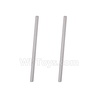 Wltoys A979-B A979B Car Parts-Pin for the Swing Arm Parts(2pcs)-2X40.8MM-A969-08,Wltoys A979B A979-B Parts