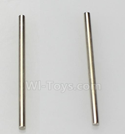 Wltoys A979-B A979B Car Parts-axis for the Steering seat Parts(2pcs)-2mmX20.5mm-A949-53,Wltoys A979B A979-B Parts