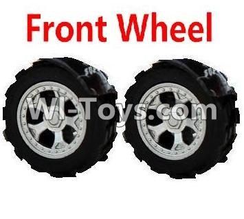 Wltoys A989 RC Car Parts-Front Wheel Parts-2pcs,Wltoys A989 Parts