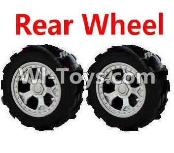 Wltoys A989 RC Car Parts-Rear Wheel Parts-2pcs,Wltoys A989 Parts